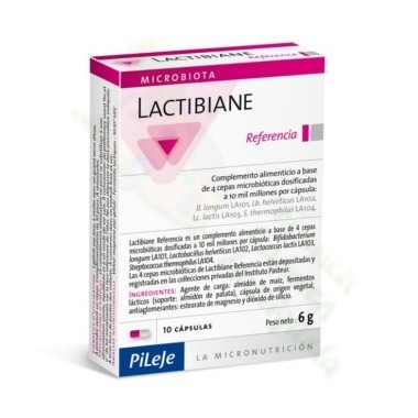 LACTIBIANE REFERENCE PILEJE 10 CAPS